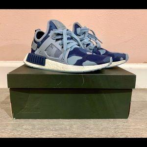Adidas NMD Blue Camo